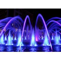 Quality Water dance light fountain singing water feature for decoration garden water fountain for sale