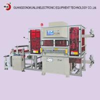 Wholesale 2017 Diffusion Optical Glues Automatic Large Size Hydraulic Die Cutting Machine from china suppliers