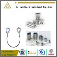 Wholesale China Supplier Fastener Assorted TC-3059 58pc Aluminum Sleeve Wire Set from china suppliers