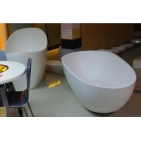 Wholesale Corian Acrylic Solid Surface Bathroom Bathtub from china suppliers