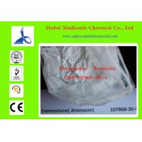 Wholesale Pharmaceutical Intermediate Anti Estrogen Exemestane / Aromasin CAS 107868-30-4 from china suppliers