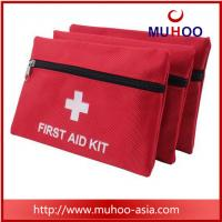 Wholesale Portable mini emergency medical organizer bag travel first aid kit for car from china suppliers