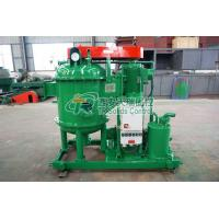 Wholesale Tianrui Oilfield Drilling Equipment Dredging Slurry Separation vacuum degasser from china suppliers