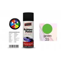 Wholesale Abrasion ResistanceRemovable Rubber Spray Paint  Head Light Green Color For Car Coating from china suppliers