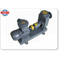 Wholesale Non Clogging Self Priming Centrifugal Water Pump Self Suction ZW Series from china suppliers