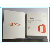 Wholesale Microsoft Office 2016 standard DVD retail pack Window Operating System with DVD program from china suppliers