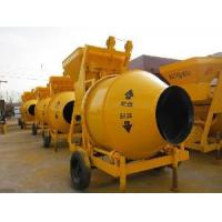 Wholesale Self-Falling and Movable Concrete Mixer (JZC350) from china suppliers