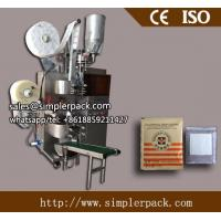 Quality Automatic Ultrasonic Drip Coffee Bag Packing Machine with Outer Envelope Coffee powder packing machine for sale
