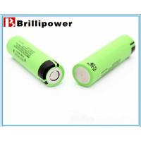Buy cheap In Stock Best Quality 3.7v ICR 18650 Li-ion Rechargeable Battery 3400mah Flashlight from wholesalers