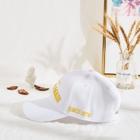 Wholesale 62cm Printed Baseball Caps With Flat Embroidery Logo from china suppliers