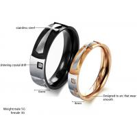 Wholesale Elegant women and mens cross stainless steel rings jewelry from china suppliers