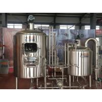 Wholesale micro and commercial beer brewing brewery plant beer factory anmd plant from china suppliers