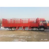 Wholesale HOWO Heavy Cargo Trucks HW 79 cab 6x6 Off Road Truck 8800kg Curb weight from china suppliers