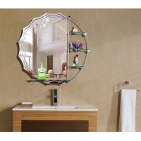 Wholesale Silver Framed Mirror Bathroom from china suppliers
