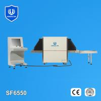 Wholesale Railway / Airport X Ray Baggage Inspection System , Parcel Scanner Machine from china suppliers
