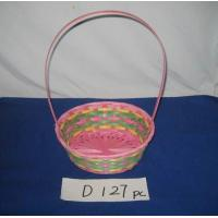 Wholesale Easter Bamboo Egg Basket from china suppliers