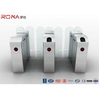 Wholesale Sliding Barrier Gate Turnstile Intelligent Electric Entrance Turnstile entry System from china suppliers