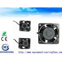Wholesale Low Noise 60mm Small Explosion Proof Exhaust Fan 220CV / 240V Ac Fridge Cooling Fan from china suppliers
