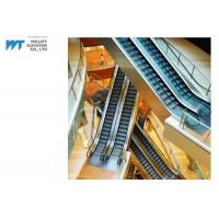 Wholesale 800mm Step Width Shopping Mall Escalator With Aluminum Alloy Die Cast Material from china suppliers