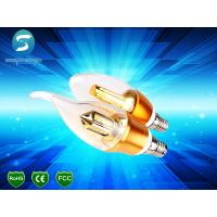 Wholesale Household Energy Saving Candle Light Bulbs E14 Base 280 Lumen Epistar Chip from china suppliers