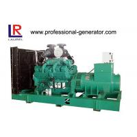 Wholesale 1000kVA 800kw Diesel Cummins Power Generator With Multiple Paralleling Turbo Charged from china suppliers