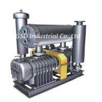 Wholesale High Performance Tri Lobe Roots Blower Cast Iron Efficiency Capacity 149.4 m3/h from china suppliers