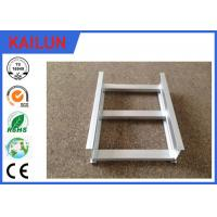 Wholesale 100MM Width Waterproof Extrusion Aluminum I Beam Profile for Cable Tray Easy Installed from china suppliers