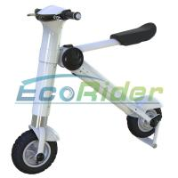 Wholesale Lightweight 23KG Pocket Ecorider Foldable Electric Scooter With CE FCC ROHS from china suppliers