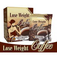 Wholesale Delicious Diet Nature Slimming Coffee / Lose Weight Coffee for Girls , 12 Bags from china suppliers