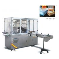 Wholesale Automatic Box Packing Machine cellophane Wrapping Machine 13-30 bags/min from china suppliers