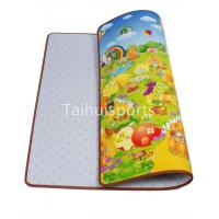 Wholesale Kids Cushioned Playmat Soundproofing / Cushioned Baby Play Mat Non Toxic from china suppliers