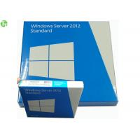 Quality Windows Server 2012 Standard Retail Version Server 2012 R2 OEM Full Version for sale