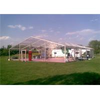 Wholesale Flame Resistant Easy Assemble Clear Roof Tent For Exhibition / Trade Show from china suppliers