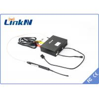 Wholesale UGV AGV UAV HDMI AV Wireless Video Transmitter With AES 256 Encryption from china suppliers