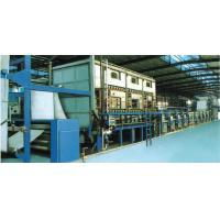 Wholesale Continuous Padding Mangle Dyeing Machine Electric For Chemical Fiber from china suppliers