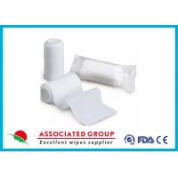 Wholesale Patient Care Non Woven Gauze Swabs , Medical Gauze Roll Bandage from china suppliers