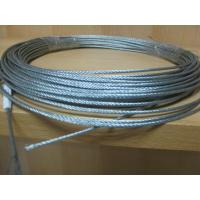 Wholesale Flexible 2mm 316 Stainless Steel Stranded Wire Ropes 1x12 , 1570MPA - 1960MPA from china suppliers