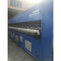 Wholesale Pp , Pe , Cotton , Jute Automatic Punching Machine PLC Centralized Control from china suppliers