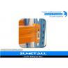 Buy cheap Teardrop Hole Pallet Rack Shelving / Interlake Style Industrial Storage Shelves from wholesalers
