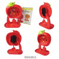 Wholesale Apple Shape Table Clock for Home Decoration from china suppliers