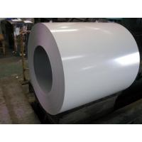 Wholesale 1250MM Ral 9006 Prepainted Galvanized Steel Coil For Corrugated Plate Overlay Film from china suppliers