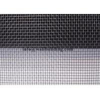 Wholesale Green / Grey PVC Coated Fiberglass Solar Screen , Cat / Dog Pet Screen Mesh from china suppliers