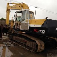 Wholesale Used PC200-5 Komatsu Excavator,Japan Used Komatsu Excavator PC200-5 Best Price from china suppliers