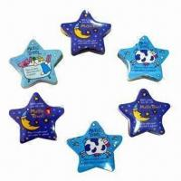 Wholesale Compressed/Magic Star Towels with Full Color Printing on both Sides, Ideal for Promotional Gifts from china suppliers