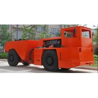 Wholesale RT-5 Underground Dump Truck For Quarrying Tunneling Construction , One Year Warrenty from china suppliers