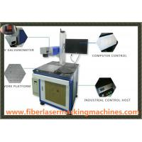 Wholesale High Efficiency Uv Fiber Laser Marking Tools , Laser Marking Aluminum from china suppliers