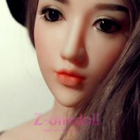 Wholesale High-grade Realistic Sexy Free Shipping young flat chested sex doll 160cm silicone sex doll from china suppliers