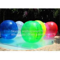 Wholesale Cute Colorful Inflatable Water Walking Balls from china suppliers