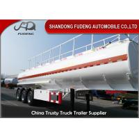 Wholesale Air bag suspension 50000 Liters Fuel Tank Semi Trailer Gasoline Transport from china suppliers