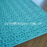 Wholesale Customized eva+ rubber foam sheet for sole soft  with 3D pattern from china suppliers